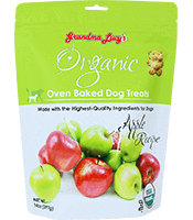 Grandma Lucy's Grandma Lucy's Dog Treats Organic Baked Apple 14 oz Product Image
