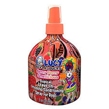 Lucy Pet Lucy Pet Products Leave-in Conditioner Berry Berry Smellicious 8oz Product Image