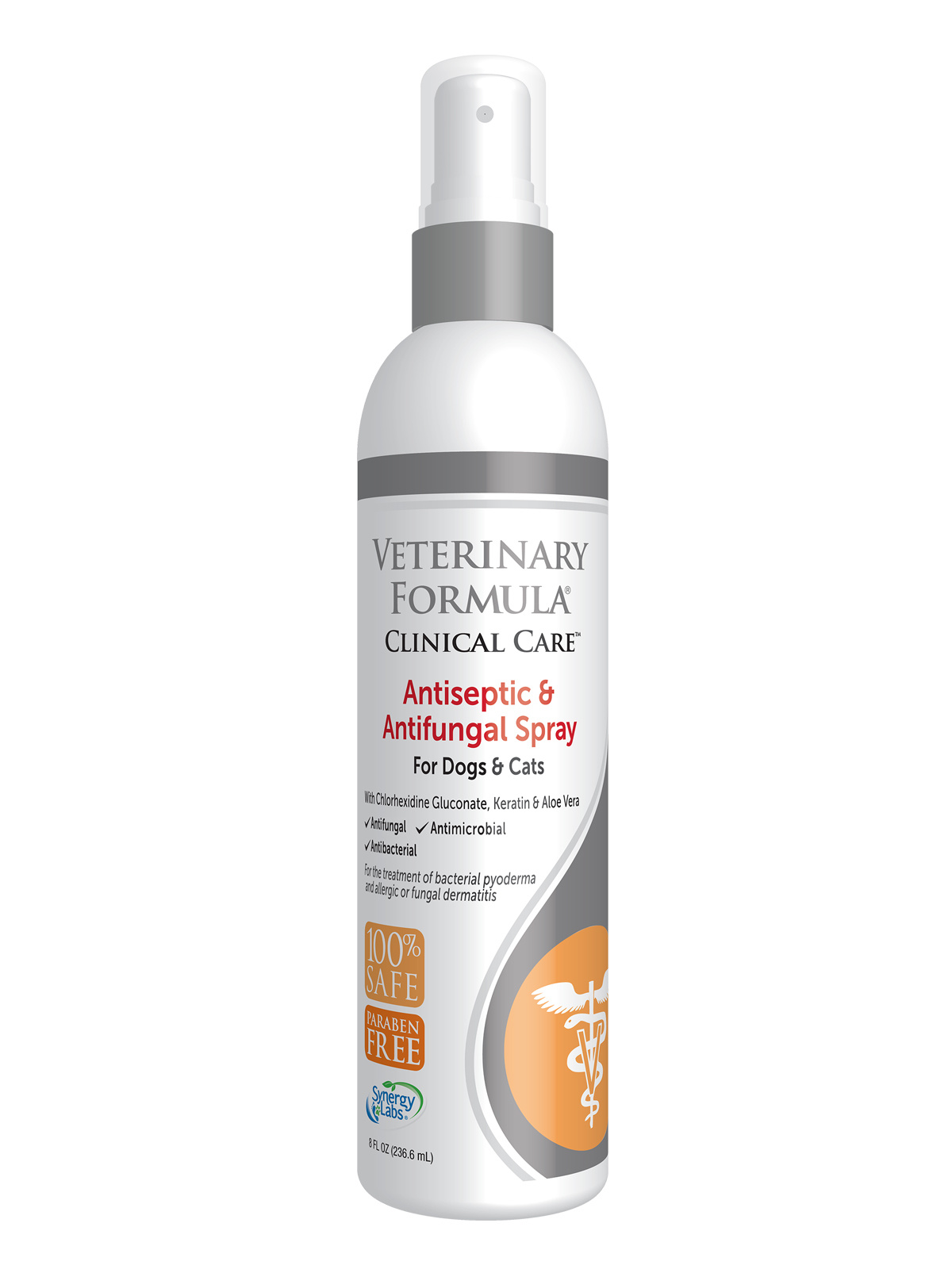 Synergy Labs Synergy Labs Veterinary Formula Antiseptic/ Anti fungal Spray 8fl oz Product Image