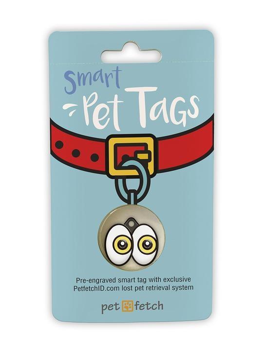 KEYFETCH LLC Smart Pet Tags Eye See You Product Image