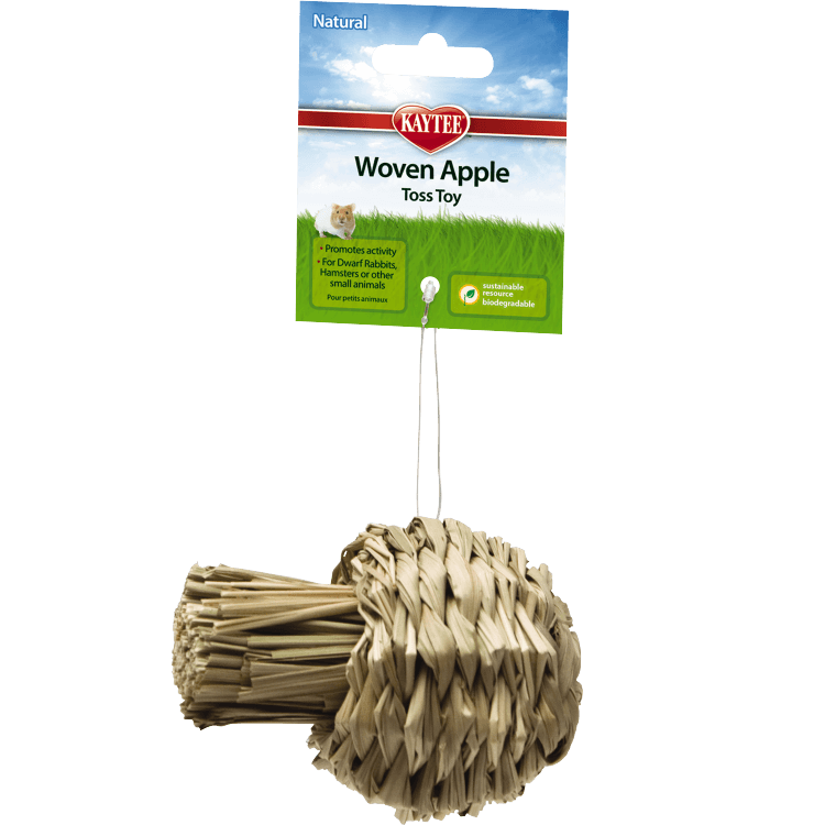 Super Pet Kaytee Natural Sisal Woven Apple Small Product Image
