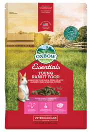 Oxbow Oxbow Essentials Young Rabbit Food 5lb Product Image