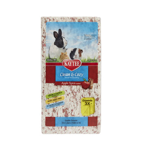 Kaytee Kaytee Bedding Clean and Cozy Apple Spice 24.6 Liter Product Image