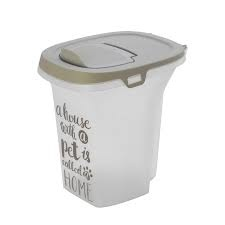 MODERNA PRODUCTS  Wisdom Pet Food Storage Container 35lb Product Image