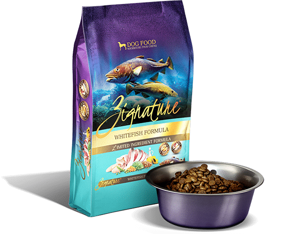 Zignature Zignature Whitefish Limited Ingredient Formula Dog Food 27lbs Product Image