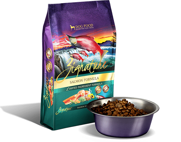 Zignature Zignature Salmon Limited Ingredient Formula Dog Food 27lbs Product Image