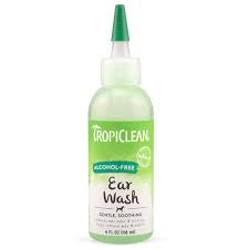 Tropiclean Tropiclean Ear Wash Alcohol Free 4 oz Product Image
