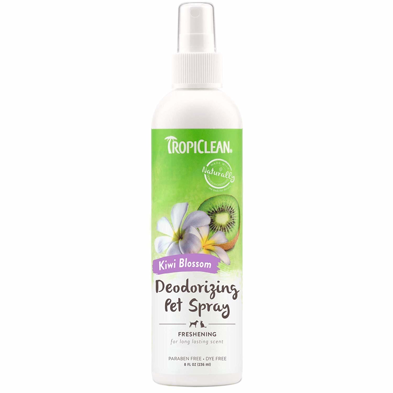 Tropiclean Tropiclean Deodorizing Spray Kiwi Blossom Freshening 8 oz Product Image