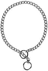 "Coastal Pet Titan 26"" x 4.0 mm Extra Heavy Chain Choke Collar Product Image"