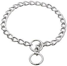 "Coastal Pet TITAN 22"" x 4.0 mm Extra Heavy Chain Choke Collar Product Image"