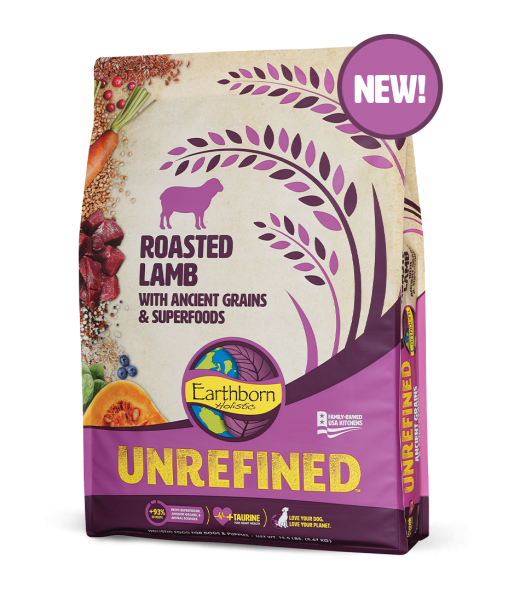 Earthborn Holistic Earthborn Unrefined Lamb w/ Ancient Grain 12.5lbs Product Image