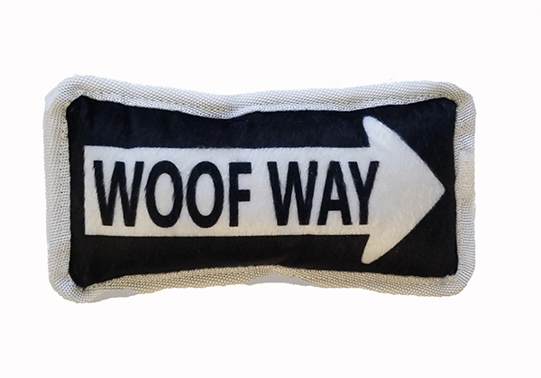 Bark Appeal Bark Appeal Woof Way Plush Toy Product Image