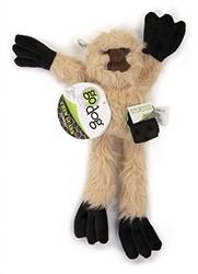 GoDog GoDog Crazy Tugs Sloth Tan Large Product Image