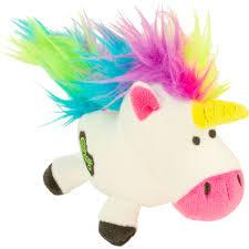 GoDog GoDog Unicorn White Mini Product Image