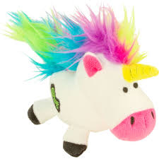 GoDog GoDog Unicorn White Large Product Image