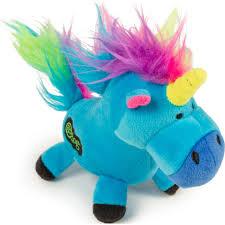 GoDog GoDog Unicorn Blue Large Product Image