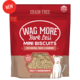 CLOUDSTR-WHITEBRIDGE PET Wag More Bark Less Mini Biscuits Turkey and Cranberry 7 oz Product Image