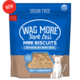 Cloud Star Wag More Bark Less Mini Biscuit Beef Bacon Cheese 7 oz Product Image