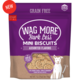 Cloud Star Wag More Bark Less Baked Assorted Mini Treat 7 oz Product Image