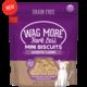 CLOUDSTR-WHITEBRIDGE PET Wag More Bark Less Baked Assorted Mini Treat 7 oz Product Image