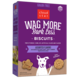 Cloud Star Wag More Bark Less Baked Treat Assorted 14 oz Product Image