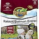 Tuffy's Natural Planet Dog Dry Grain Free Rabbit & Salmon 25 lb Product Image