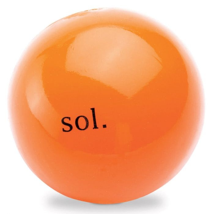 Planet Dog Orbee Ball Sol Orange Product Image