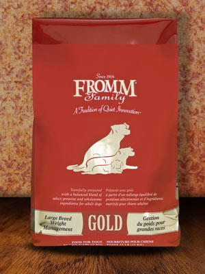 Fromm Fromm Gold Large Breed Weight Management 33lbs Product Image