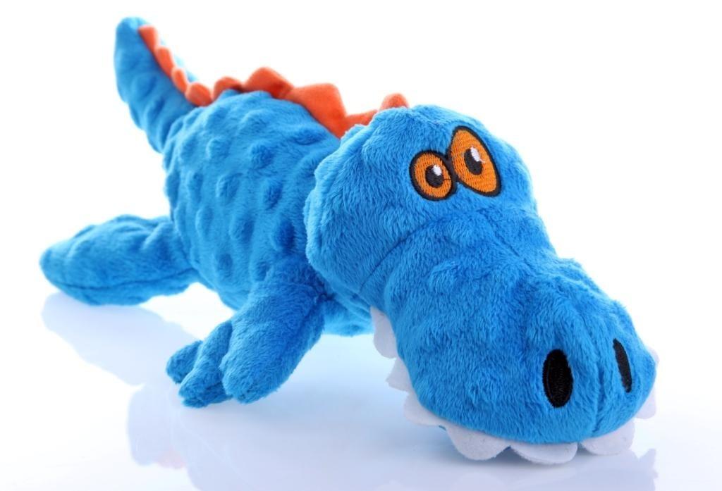 GoDog GoDog Toy Gators Blue Small Product Image