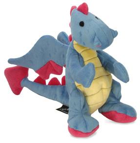 GoDog GoDog Toy Dragon Periwinkle Small Product Image