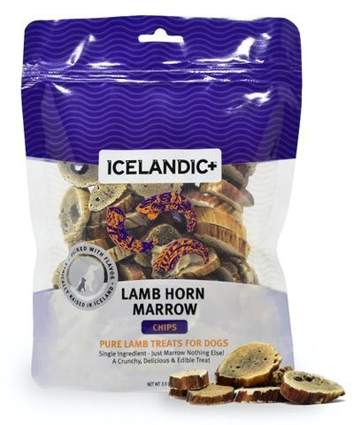 Icelandic Plus Icelandic+ Lamb Marrow Chips 4oz Product Image
