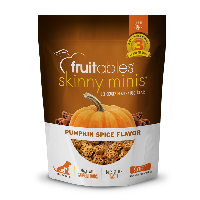 fruitables Fruitables Skinny Minis Soft Pumpkin and Spice 5oz Product Image