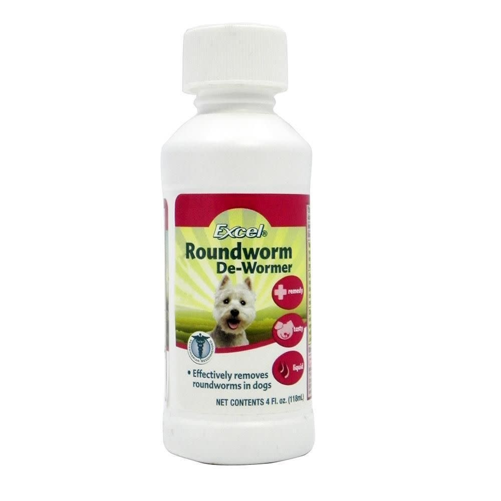 8 in 1 Roundworm De-Wormer 4 oz. Product Image