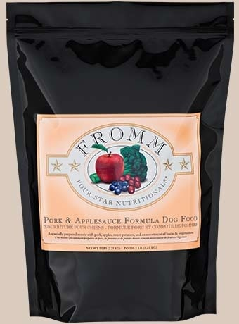 Fromm Fromm 4 Star Pork & Applesauce Dog Food 5lb Product Image