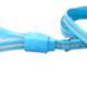 WIGZI Wigzi Waterproof Gel Leash Blue  6' Product Image