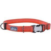 "Coastal Pet Coastal K9 Canyon Red 5/8"" Extra Small Adjustable Collar Product Image"