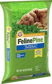 Arm & Hammer Feline Pine Original Litter 20 lb. Product Image