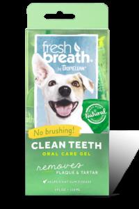 Tropiclean Tropiclean Fresh Breath Oral Care Clean Teeth Gel 4 oz Product Image