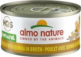 Almo Nature Almo Nature Cat Natural Can Chicken with Quinoa 2.47 oz Product Image