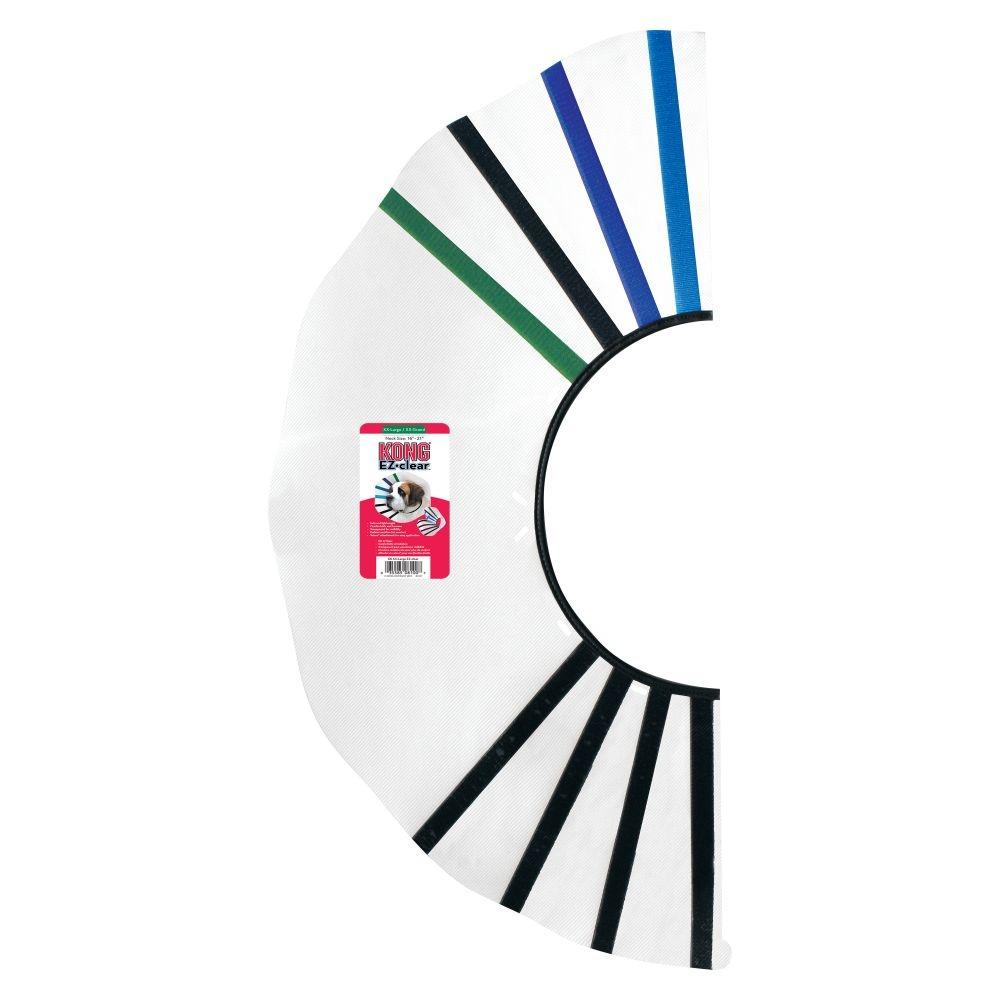 KONG COMPANY LLC Kong King Size EZ-Clear E-Collar Product Image