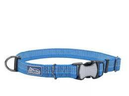 "Coastal Coastal K9 Lake Blue 1"" Large Adjustable Collar Product Image"