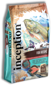 PETS GLOBAL INC Inception Fish Recipe Dog Food 27lbs Product Image