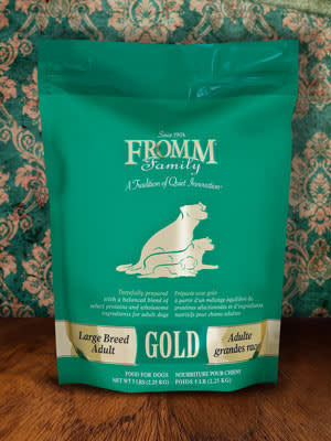 Fromm Fromm Gold Large Breed Adult Dog Food 15lbs Product Image