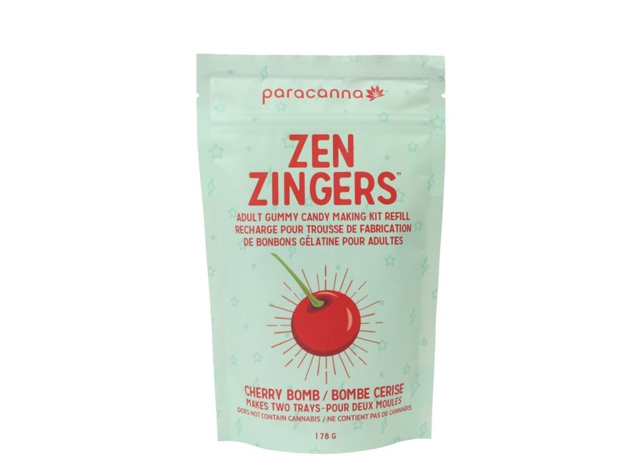 Edibles Zen Zinger Refill Cherry