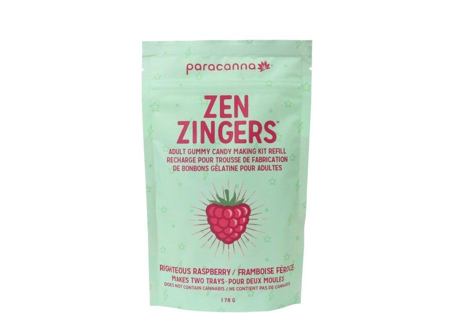 Edibles Zen Zinger Refill Raspberry