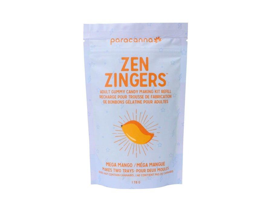 Edibles Zen Zinger Refill Mango
