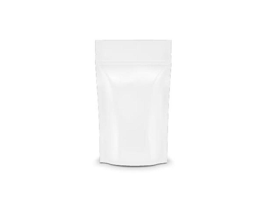 mylar bag matt white 1/2 oz 50pk