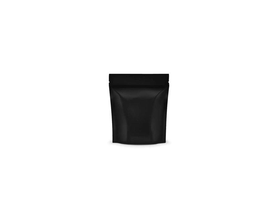 mylar bag black 1gram  25pk