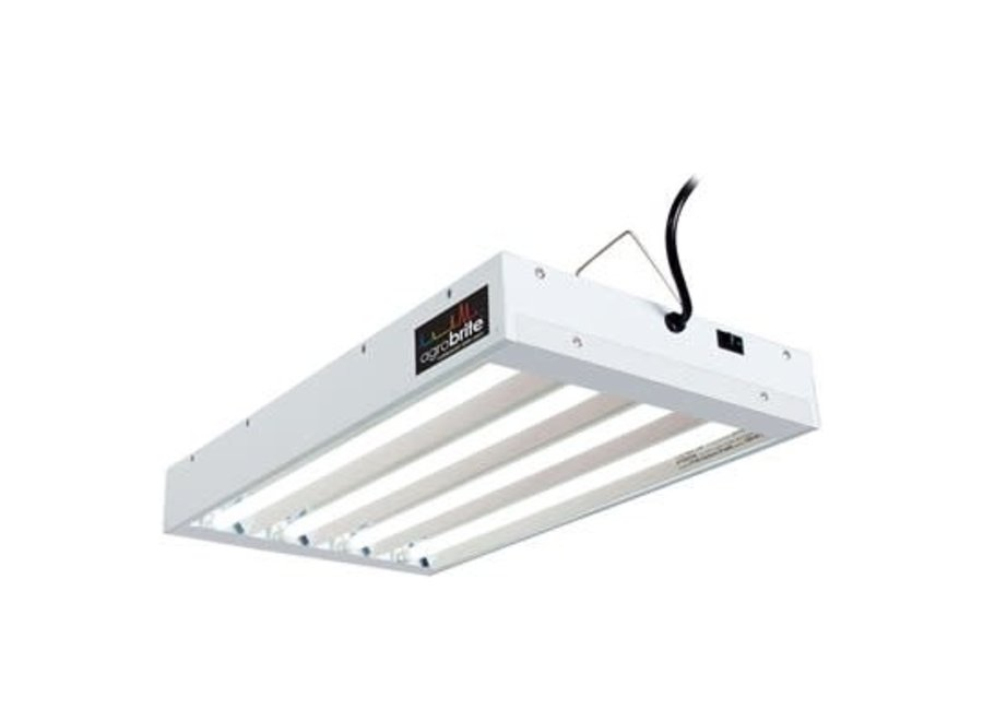 Agrobrite 2' 4 light - out of box -