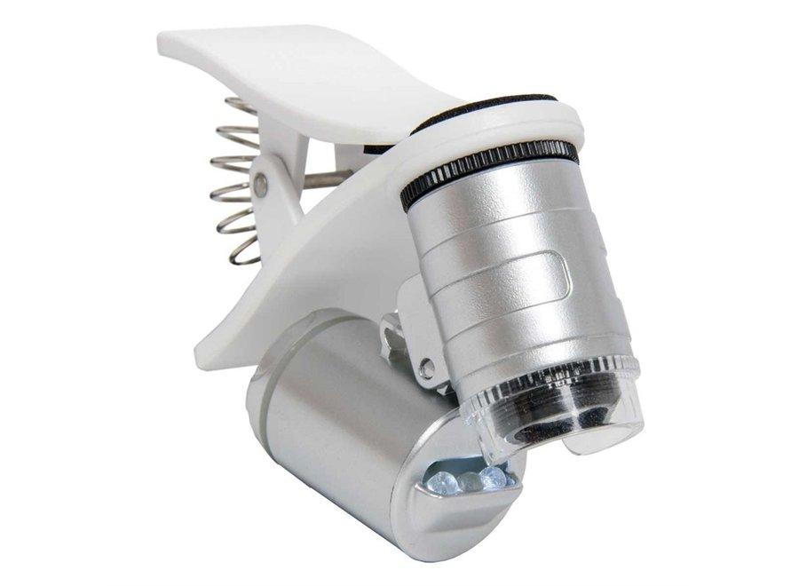 Active Eye Universal Phone Microscope 60x